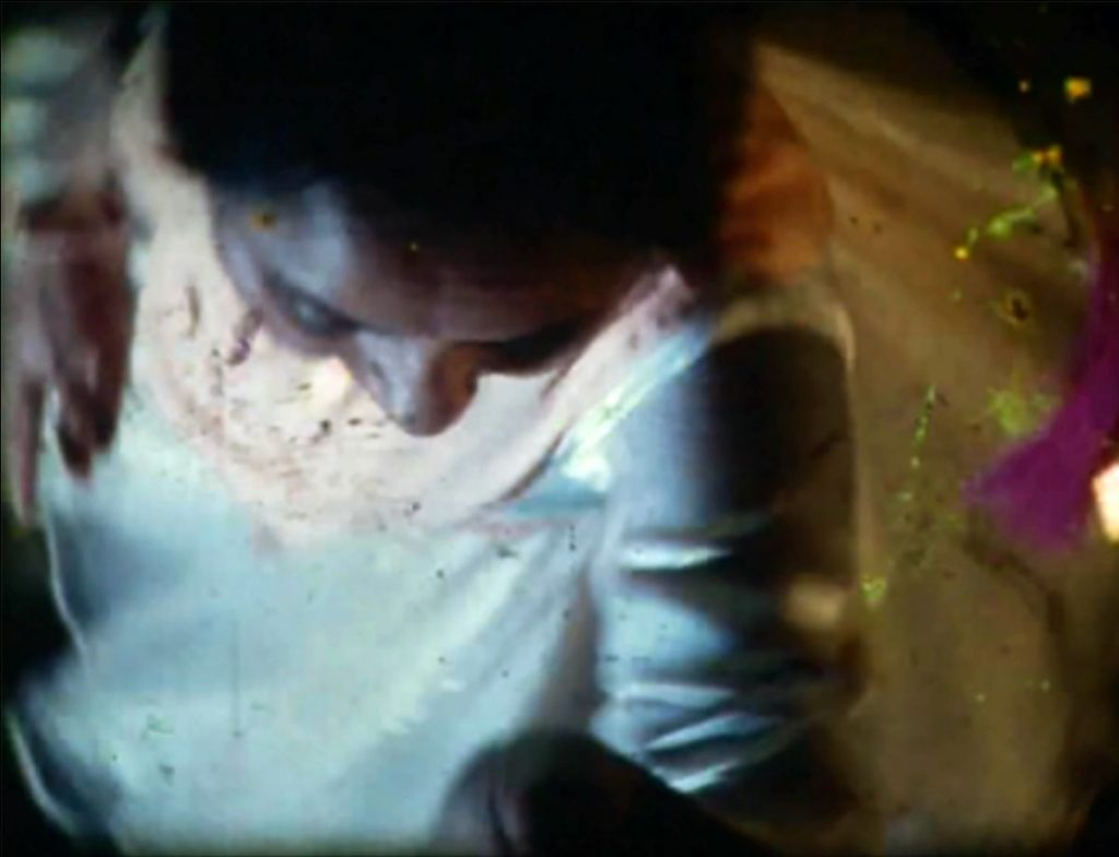 Detail from Priya, 2011, 16mm film, 13 minutes. © Alia Syed. Priya is in the collection of FRAC Lorraine France.